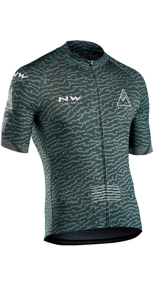 Northwave Rough SS Jersey Men green forest